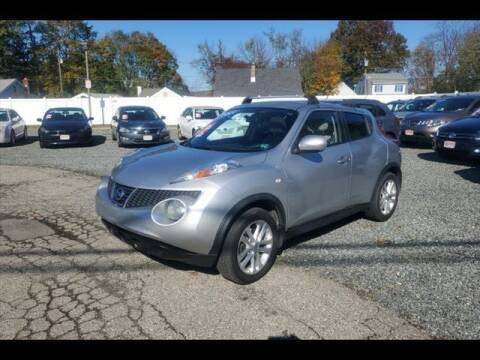 2011 Nissan JUKE for sale at Colonial Motors in Mine Hill NJ