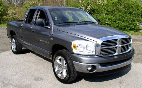 2007 Dodge Ram Pickup 1500 for sale at Angelo's Auto Sales in Lowellville OH