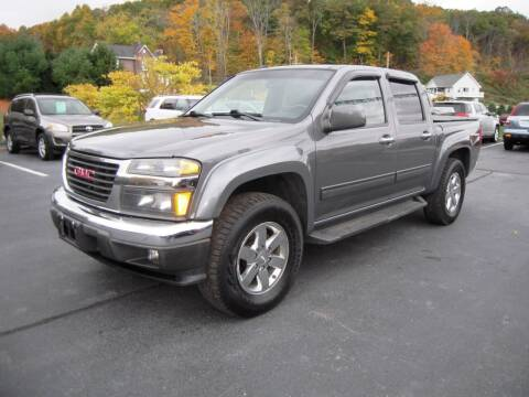 2012 GMC Canyon for sale at 1-2-3 AUTO SALES, LLC in Branchville NJ
