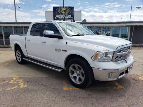 2017 RAM Ram Pickup 1500 for sale at BERG AUTO MALL & TRUCKING INC in Beresford SD