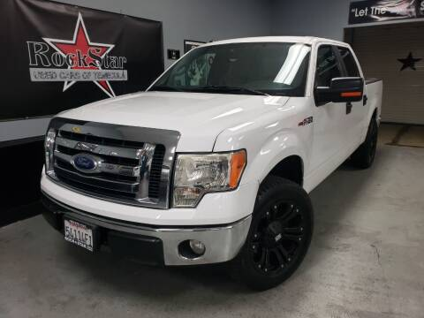 2011 Ford F-150 for sale at ROCKSTAR USED CARS OF TEMECULA in Temecula CA