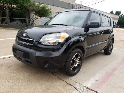 2011 Kia Soul for sale at ZNM Motors in Irving TX