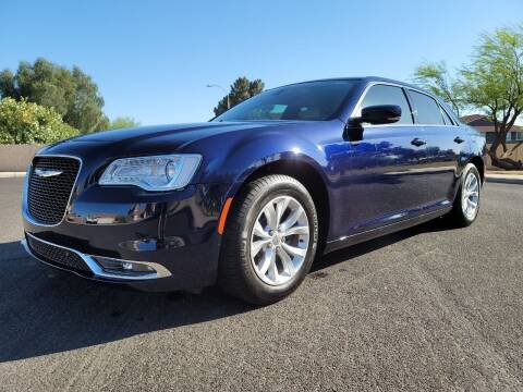 2015 Chrysler 300 for sale at AZ WORK TRUCKS AND VANS in Mesa AZ