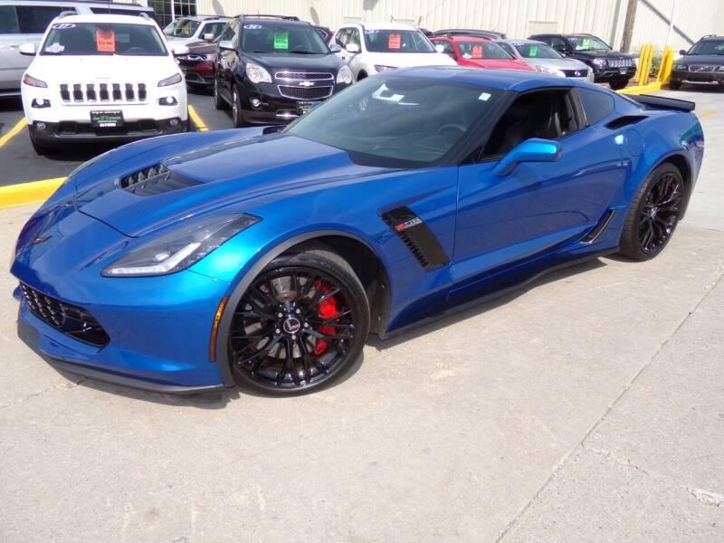 2015 Chevrolet Corvette for sale at Jim O'Connor Select Auto in Oconomowoc WI