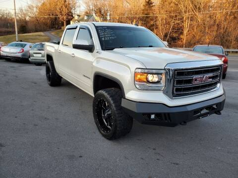 2014 GMC Sierra 1500 for sale at DISCOUNT AUTO SALES in Johnson City TN