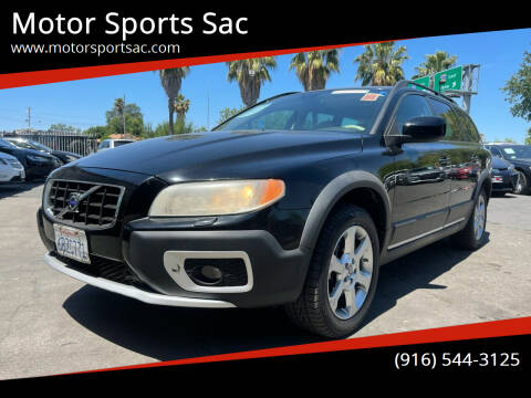 2008 Volvo XC70 for sale at Motor Sports Sac in Sacramento CA