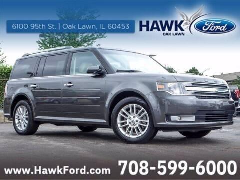 2019 Ford Flex for sale at Hawk Ford of Oak Lawn in Oak Lawn IL