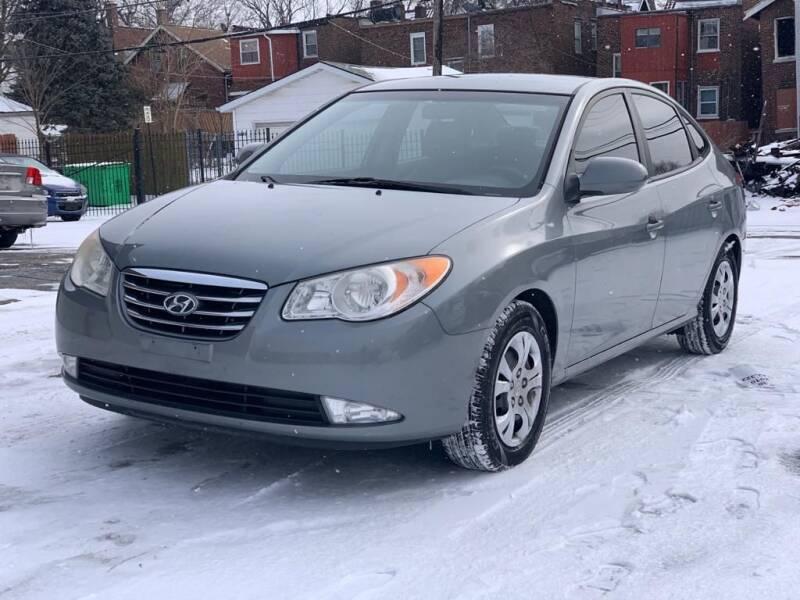 2010 Hyundai Elantra for sale at IMPORT Motors in Saint Louis MO