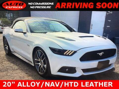 2015 Ford Mustang for sale at Auto Express in Lafayette IN