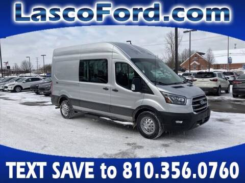2020 Ford Transit Crew for sale at LASCO FORD in Fenton MI