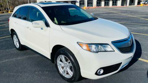 2013 Acura RDX for sale at H & B Auto in Fayetteville AR