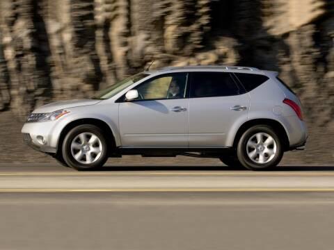 2006 Nissan Murano for sale at Bill Gatton Used Cars - BILL GATTON ACURA MAZDA in Johnson City TN