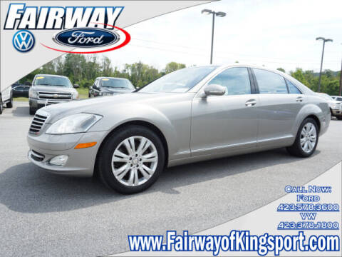 2009 Mercedes-Benz S-Class for sale at Fairway Ford in Kingsport TN