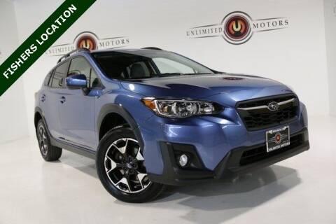 2019 Subaru Crosstrek for sale at Unlimited Motors in Fishers IN