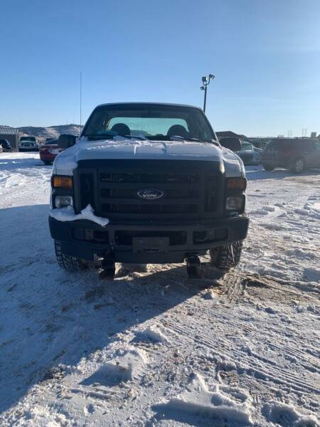 2008 Ford F-250 Super Duty for sale at Pro Auto Care in Rapid City SD