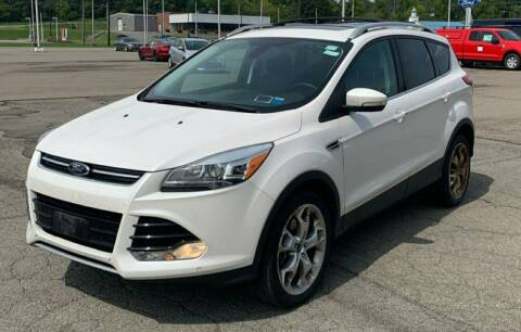 2013 Ford Escape for sale at GLOVECARS.COM LLC in Johnstown NY