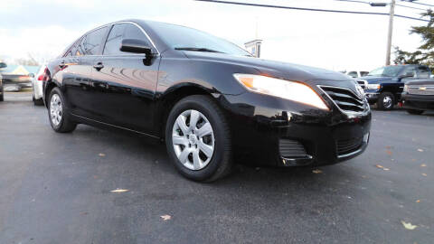 2010 Toyota Camry for sale at Action Automotive Service LLC in Hudson NY