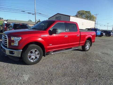 2015 Ford F-150 for sale at Terrys Auto Sales in Somerset PA