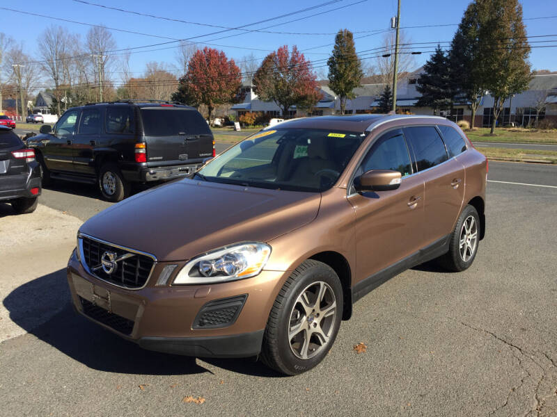 2011 Volvo XC60 for sale at Candlewood Valley Motors in New Milford CT
