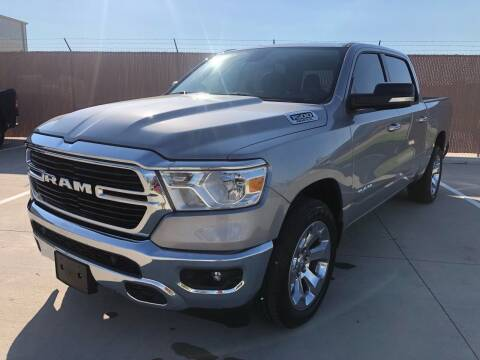 2019 RAM Ram Pickup 1500 for sale at The Auto & Marine Gallery of Houston in Houston TX