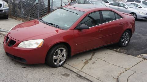 2006 Pontiac G6 for sale at GM Automotive Group in Philadelphia PA