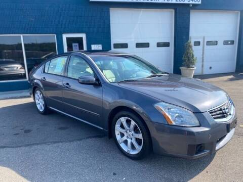 2008 Nissan Maxima for sale at Saugus Auto Mall in Saugus MA