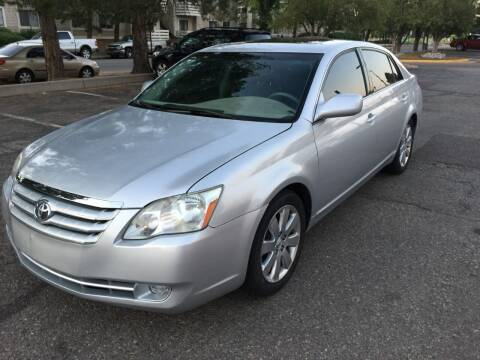 2005 Toyota Avalon for sale at STATEWIDE AUTOMOTIVE LLC in Englewood CO