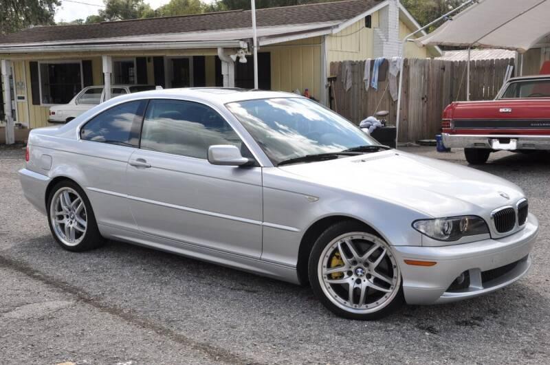 2004 BMW 3 Series for sale at Elite Motorcar, LLC in Deland FL