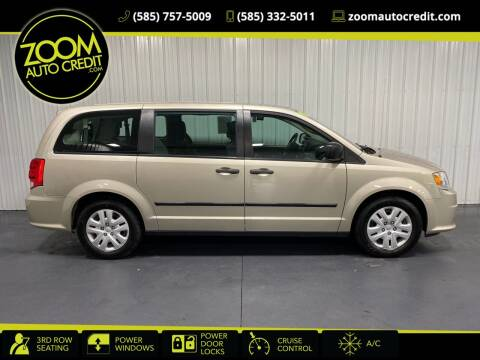 2014 Dodge Grand Caravan for sale at ZoomAutoCredit.com in Elba NY
