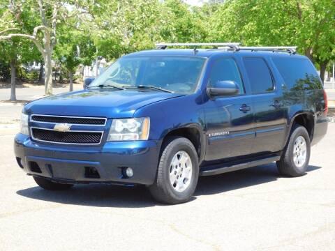 2007 Chevrolet Suburban for sale at General Auto Sales Corp in Sacramento CA