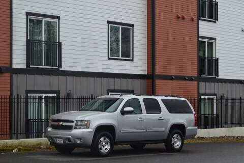 2010 Chevrolet Suburban for sale at Skyline Motors Auto Sales in Tacoma WA