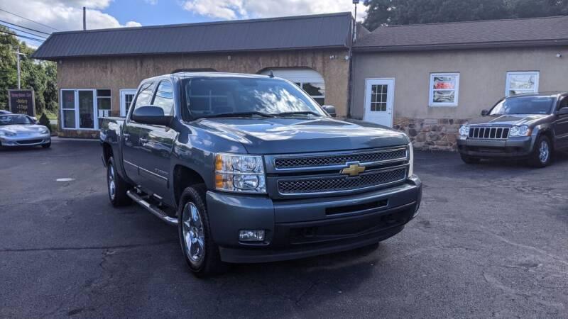 2013 Chevrolet Silverado 1500 for sale at Worley Motors in Enola PA