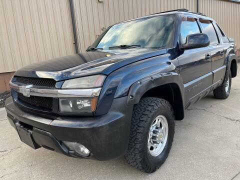 2004 Chevrolet Avalanche for sale at Prime Auto Sales in Uniontown OH