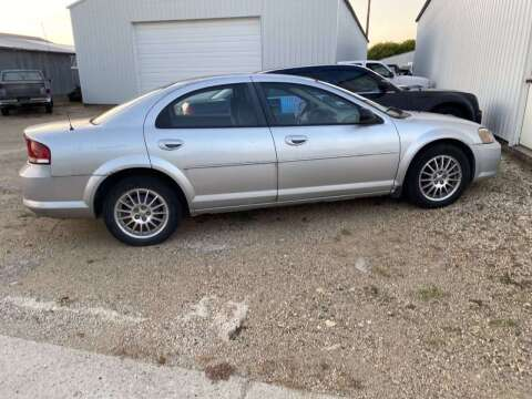 2004 Chrysler Sebring for sale at B & B Auto Sales in Brookings SD