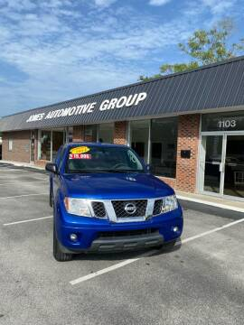 2014 Nissan Frontier for sale at Jones Automotive Group in Jacksonville NC