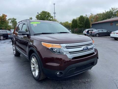 2012 Ford Explorer for sale at Newcombs Auto Sales in Auburn Hills MI