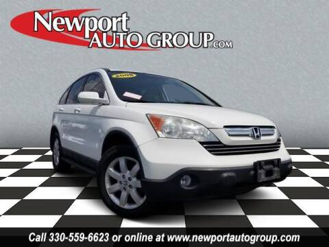 2008 Honda CR-V for sale at Newport Auto Group in Austintown OH