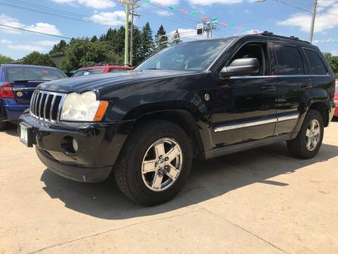 2007 Jeep Grand Cherokee for sale at Super Trooper Motors in Madison WI