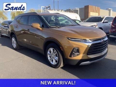 2019 Chevrolet Blazer for sale at Sands Chevrolet in Surprise AZ