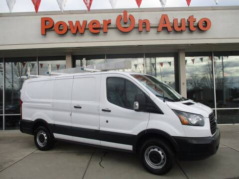 2016 Ford Transit Cargo for sale at Power On Auto LLC in Monroe NC