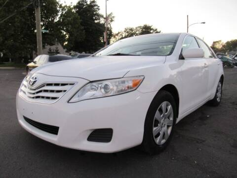 2010 Toyota Camry for sale at PRESTIGE IMPORT AUTO SALES in Morrisville PA
