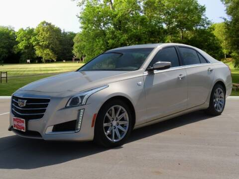 2016 Cadillac CTS for sale at Ron Carter  Clear Lake Used Cars in Houston TX