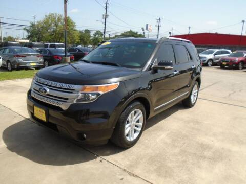 2015 Ford Explorer for sale at BAS MOTORS in Houston TX