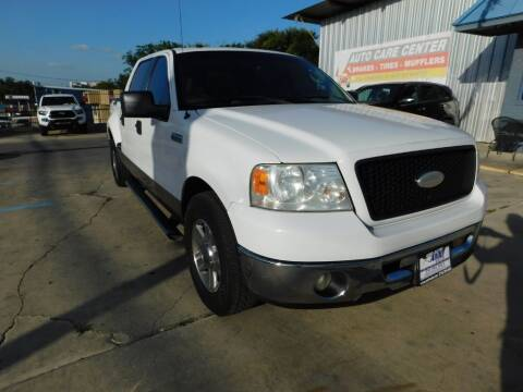 2006 Ford F-150 for sale at AMD AUTO in San Antonio TX