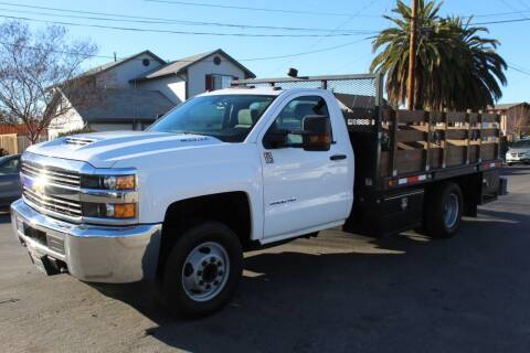 2017 Chevrolet Silverado 3500HD CC for sale at CA Lease Returns in Livermore CA