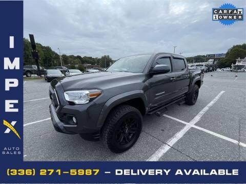 2020 Toyota Tacoma for sale at Impex Auto Sales in Greensboro NC