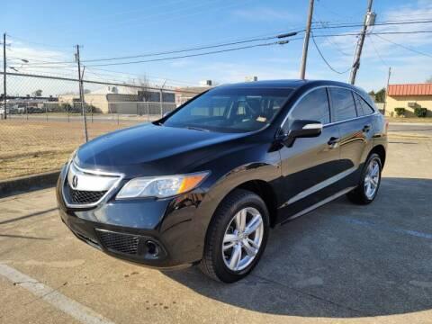 2013 Acura RDX for sale at A & J Enterprises in Dallas TX