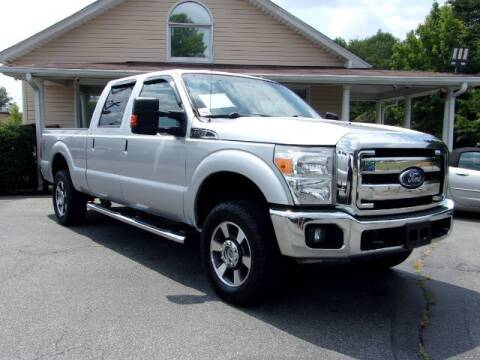 2014 Ford F-250 Super Duty for sale at Adams Auto Group Inc. in Charlotte NC