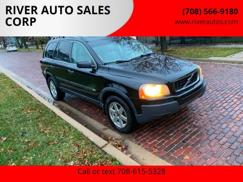 2005 Volvo XC90 for sale at RIVER AUTO SALES CORP in Maywood IL