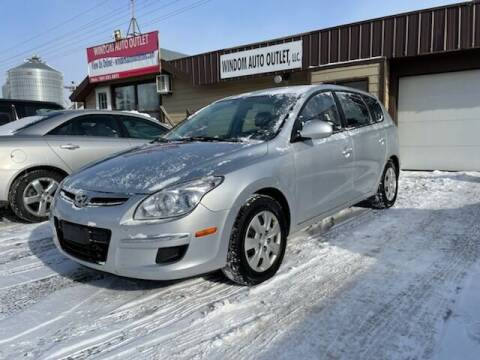 2010 Hyundai Elantra Touring for sale at WINDOM AUTO OUTLET LLC in Windom MN